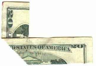 """""""Ai muốn tờ 20 đôla này?"""" Fold2"""